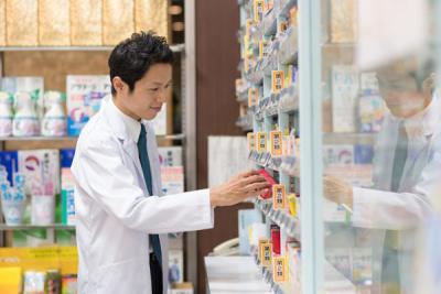 【全国展開】大手ドラッグストアでの調剤・服薬指導業務求人の求人