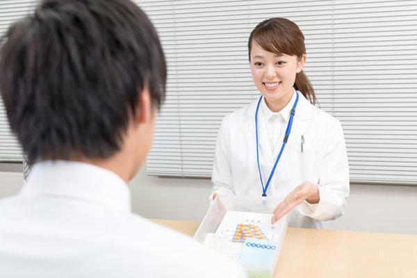 病院での薬剤師業務になります。