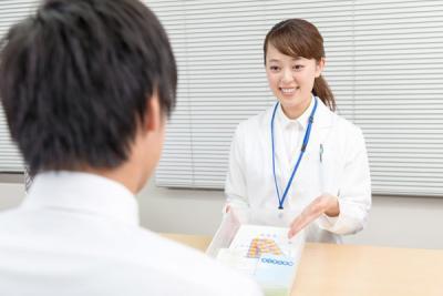 【東近江市】ケアミクス病院の求人☆車通勤可能☆17時定時で夜勤なしの病院求人です☆